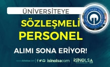 Karadeniz Teknik Üniversitesi En Az Lise Mezunu Sağlık Personeli Alımında Son Gün