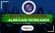 Sermaye Piyasası Kurulu 2021 Yılı 40 Kamu Personeli Alımı İlanı Resmi Gazetede