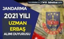 Jandarma 2021 Yıl Uzman Erbaş Alımı Sınav Sonuçlarını Açıkladı!