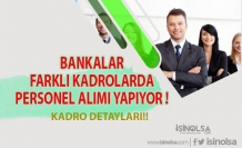 Banka Personeli Olmak İsteyen Adaylar Tarihleri yaklaşıyor!! Hangi Bankalar Alım yapacak?
