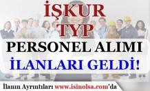 6 Eylül Okullar Başlıyor! İŞKUR TYP Personel Alımı İlanları Gelmeye Başladı!