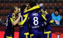 Eskişehirspor-Fenerbahçe  0-3 / Maç Özeti