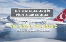 THY Yeni Alınan Uçaklar İçin Çok Sayıda Pilot Alımı Yapacak! Tecrübeli, Tecrübesiz!