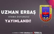 Jandarma Uzman Erbaş Atama Duyurusu Geldi! Sorgulama Ekranı