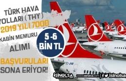 Türk Hava Yolları ( THY ) Bayan Hostes Alımı Başvuruları Sona Eriyor!