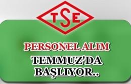 TSE 13 Sözleşmeli Bilişim Personeli Alımı 1 Temmuz'da...