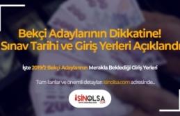 Bekçi Adaylarının Dikkatine! Sınav Tarihi ve Giriş...