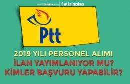PTT 2019 Personel Alımı İlanı Geliyor mu? Kimler...