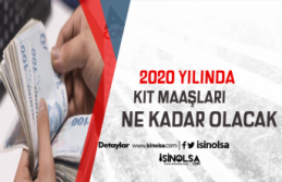 2020 KİT Taşerona Kadro Şartları Ne Olacak ? Ne...