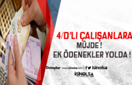 Kamuda ve Belediye Çalışan Taşerona Toplam Ne Kadar Zam Var ?