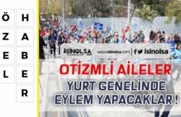 Aksaray'da Anneler Otizmli Çocukları için Yürüyüş Gerçekleştirecek
