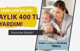 Annelere Müjde: Aylık 400 TL, Günlük 70 TL Yardım İmkanı!