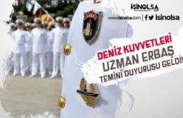 Deniz Kuvvetleri Komutanlığı 2019 Uzman Erbaş...