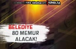 Çankaya Belediyesi 80 Zabıta Memuru Alımı Sonuçları...