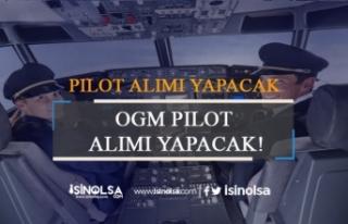 Tarım Bakanlığı Pilot Alımı Yapacak