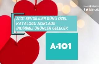 A101 14 Şubat Sevgililer Günü Özel Aktüel Ürün...