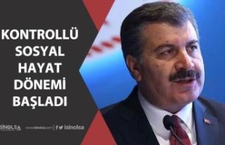 """Bakan Koca 2. Dönemi """"Kontrollü Sosyal Hayat""""..."""