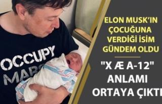 "Elon Musk Oğluna ""X Æ A-12"" İsmini Verdi!..."