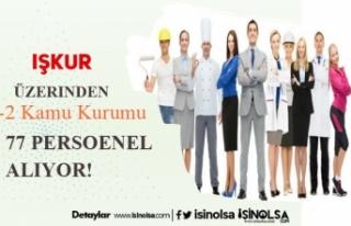 İl Özel İdaresi ve Müze Müdürlüğü 77 Personel...
