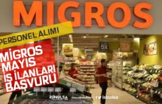 Migros 2020 Mayıs Ayı İş İlanlarına Nasıl Başvuru...