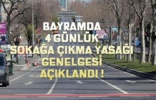 Ramazan Bayramı Sokağa Çıkma Yasağında Açık...