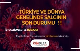 Türkiye ve Dünyada 12 Mayıs Korona Virüs Salgınında...