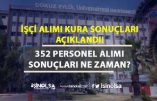 Dokuz Eylül Üniversitesi 352 Personel Alımı Sonuçları...