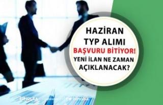 İŞKUR Haziran TYP Personel Alımı Başvurusu Bitiyor!...
