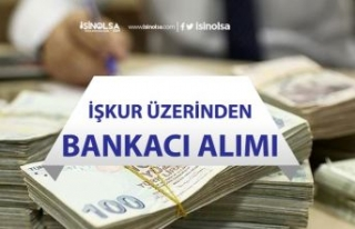 QNB Finansbank İŞKUR Üzerinden Bankacı Personel...