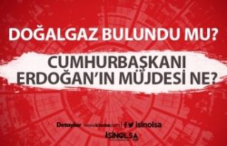 Türkiye Karadeniz'de doğalgaz mı buldu? Müjde...