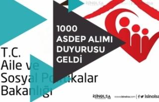 1000 ASDEP Sözlü Sınav Sonuçları Açıklandı!...