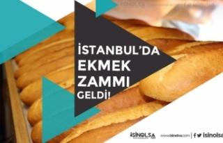 Ankara'nın Ardından İstanbul Ekmek Zammı...