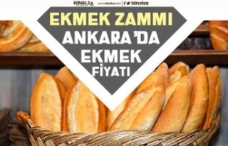 Ekmeğe Zam Geldi! Başkent Ankara'da 5 Eylül...