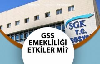 Genel Sağlık Sigortası GSS Emekliliği Etkiler...