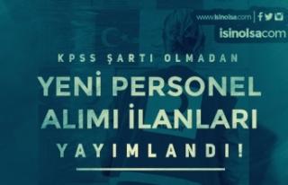 Kızılay Yeni KPSS Siz Personel Alımı İlanı Yayımlandı!...