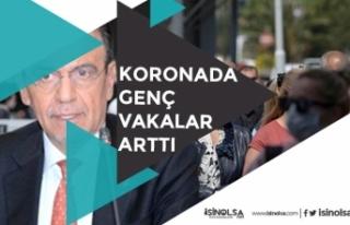 Koronada Genç Vakalar Arttı! Prof. Dr. Mehmet Ceylan...