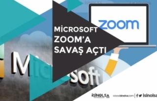 Microsoft Zoom'a Savaş Açtı! Windows 10 ile...