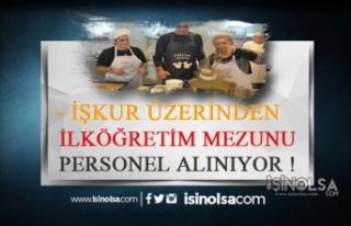Yeni Haftada Kamuya İlköğretim Mezunu 57 Personel...