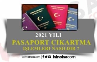 2021 Pasaport Nasıl Çıkartılır? Pasaport için...