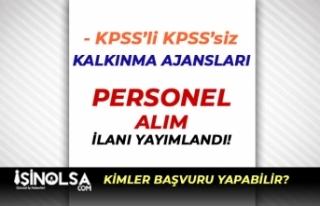 Ahiler Kalkınma Ajansı ve KUZKA KPSS'li KPSS...