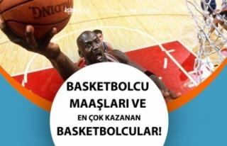 Basketbolcu Maaşları Nedir? İş Alanları, En Çok...