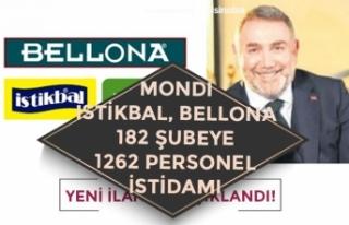 Yeni İlanlar Açıklandı! İstikbal, Mondi ve Bellona'ya...