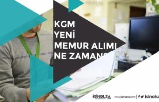 KGM KPSS 2020/13 Tercih Sonuçlarında Göre En Düşük...