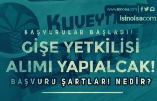 Kuveyt Türk Katılım Bankası Gişe Yetkilisi Alımı...
