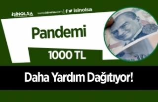 Pandemi 1000 TL Daha Yardım Dağıtıyor!