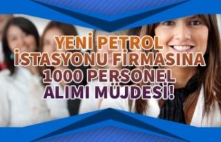 Türkiye'nin Yeni Petrol Firmasına 1000 Personel...