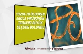 Yüzde 70 Öldüren Ebola Virüsünün Tedavisi Büyük...