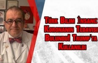Türk Bilim İnsanı: Koronanın Tedavisi Bulundu!...