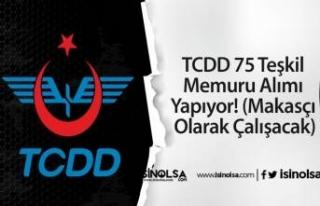 TCDD 75 Teşkil Memuru Alımı Yapıyor! (Makasçı...