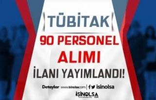 TÜBİTAK BİLGEM iki Farklı Şehirde 90 Proje Personeli...
